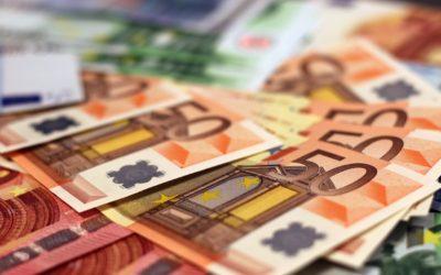 Een klap(per) van 1350 euro …
